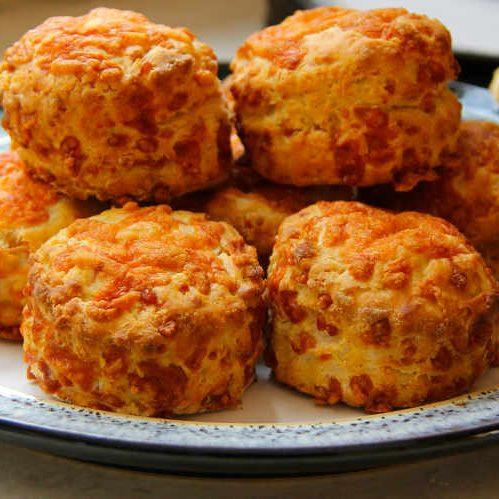 Manawa Honey Cheese Scones