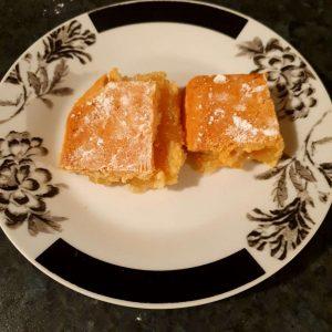 Honey Apple Shortcake Manawa Honey Nz