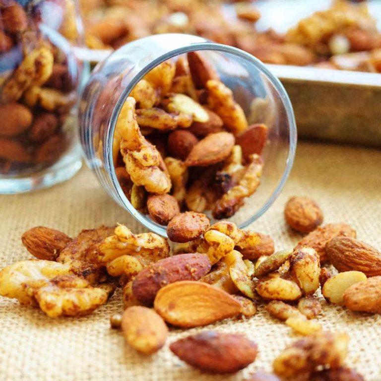 Honey Nuts Manawa Honey Nz