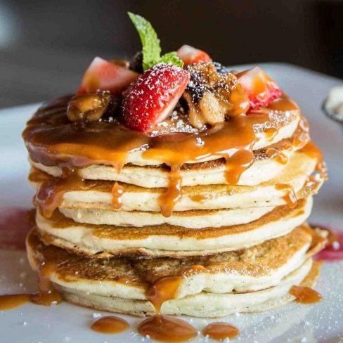 Honey Pancakes Manawa Honey Nz