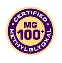 Certification For Mānuka Honey MG100+ By Manawa Honey NZ, Ruatāhuna, Te Urewera, New Zealand