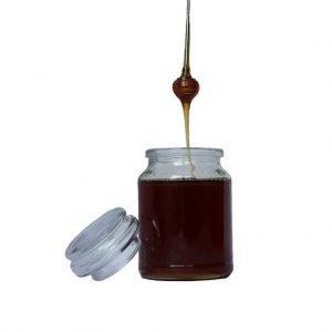 Stainless Steel Light Honey Dipper Honey Jar Manawa Honey Nz