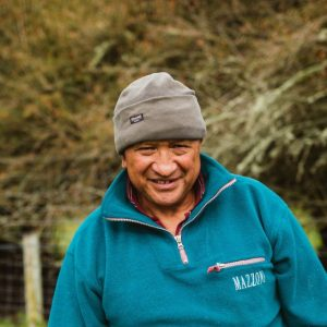 Manawa Honey NZ Chief Beekeeper, Who Comes From of Tuhoe from Te Urewera Tuhoe